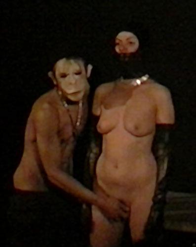 Valérie Brancq - David Noir - La Toison dort - épisode 4 - La planète des femmes