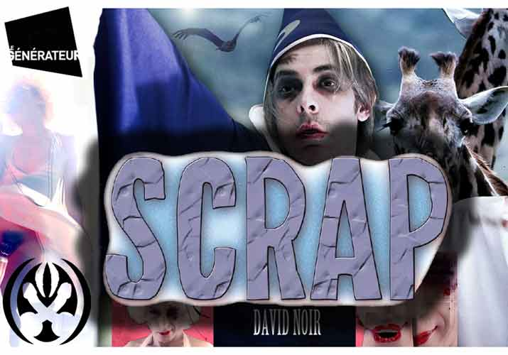 David Noir - Scrap - Présentation