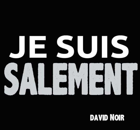 David Noir - Je suis salement