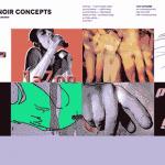David Noir - Concepts