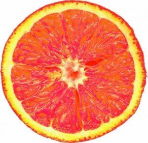 David Noir - Orange rouge