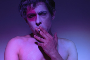 David Noir - Autoportrait