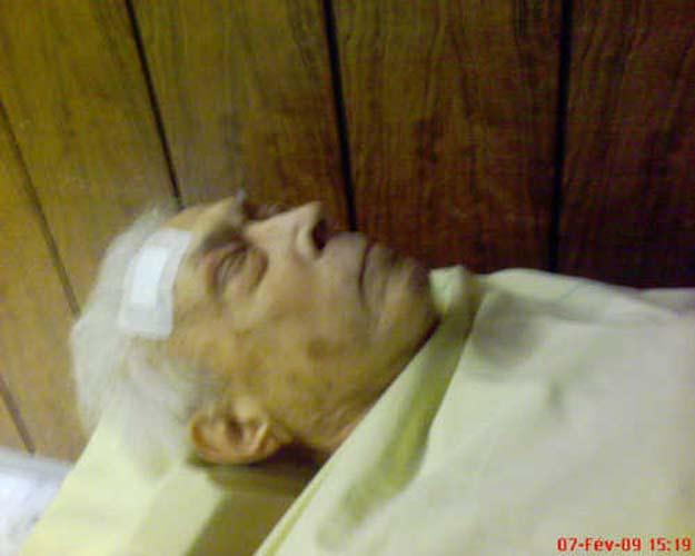 David Noir - Mon père mort