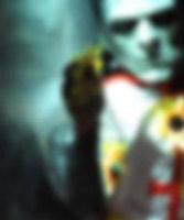 David Noir - Frankenstein flou - La Toison dort