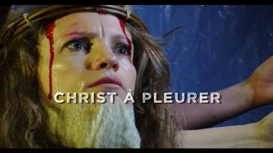 Sonia Codhant - Christ à pleurer - Microfilms - (Définitives Créatures - David Noir)