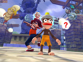 Ape Escape