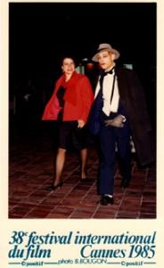 David Noir - Cannes 1985