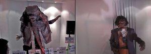 David Noir - Défense du masque Ulin - Performance - #frasq Galerie Nivet-Carzon