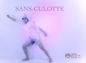 David_Noir_Sans culotte