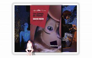 """""""Les camps de l'Amor"""" au Générateur - David Noir - Affiche Birgit Brendgen"""
