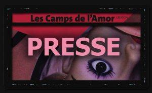 La presse des Camps