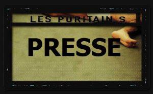 La presse des Puritains
