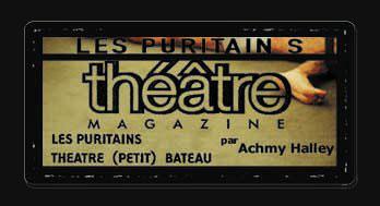 Théâtre magazine